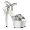 ASPIRE-609G Silver Glitter